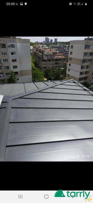 Снимка номер 1 за Покривни решения, изграждане и ремонт.