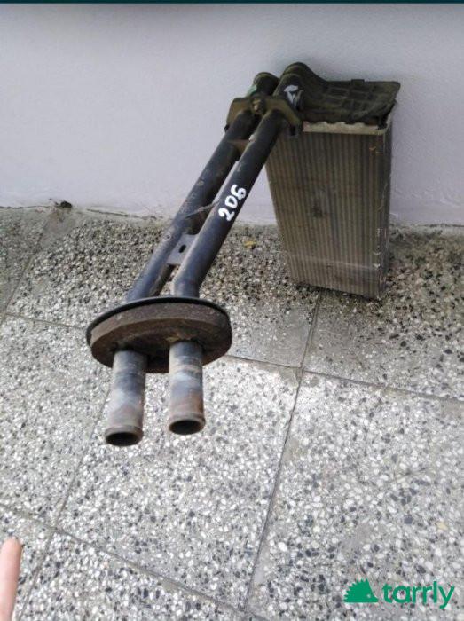 Снимка номер 1 за Радиатор за Peugeot 206