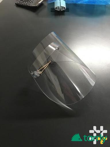 Снимка номер 1 за Шлем пази лицето
