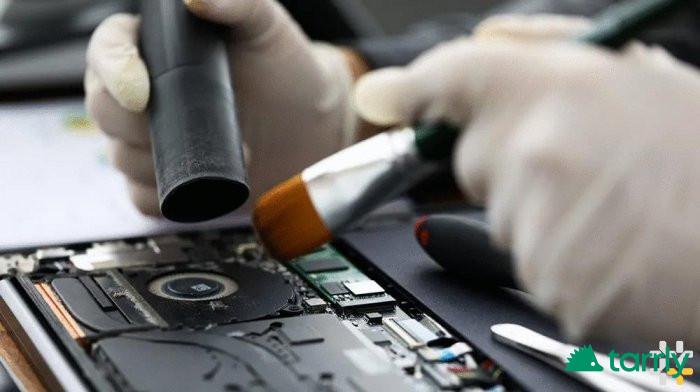 Снимка номер 1 за Профилактика (почистване) и преинсталация на компютри и лаптопи