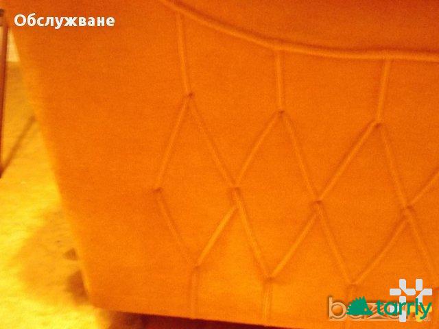 Снимка номер 1 за Разтегателен триместен диван-легло
