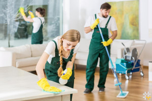 Снимка номер 1 за Почистване на офиси, домове и входове