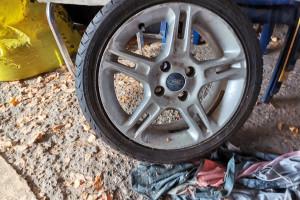 Снимка номер 1 за Джанти с гуми
