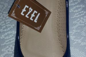 Снимка номер 1 за Дамски обувки в син цвят