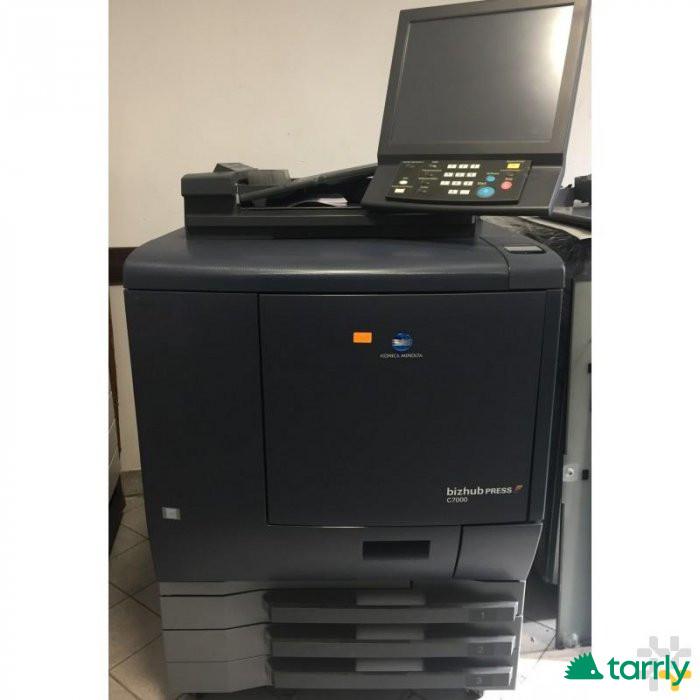 Снимка номер 1 за копирна машина Konica Minolta Bizhub PRESS C7000