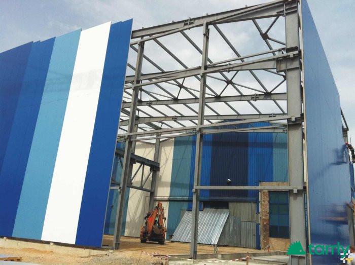 Снимка номер 1 за Изработка и монтаж на метални конструкции