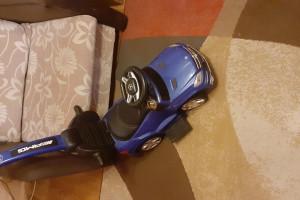 Снимка номер 1 за Детско автомобилче за возене
