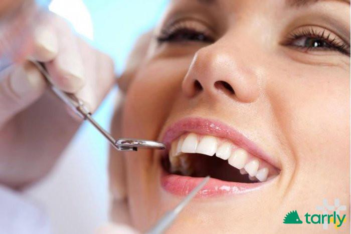 Снимка номер 1 за Почистване на зъбен камък и полиране