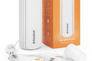 Снимка номер 1 за foobot  монитор за качество на въздуха на закрито