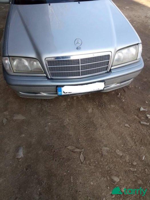 Снимка номер 1 за Автомобил  Mercedes- C 180 - Автоматик