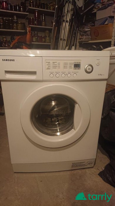 "Снимка номер 1 за Продавам пералня модел : р1453 на ""Samsung"" 6/kg. 1400 ob."
