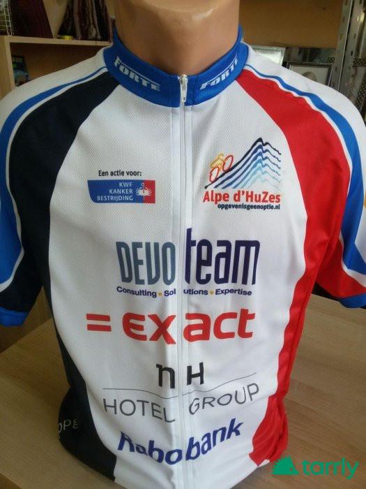 Снимка номер 1 за Професионално облекло за колоездачи