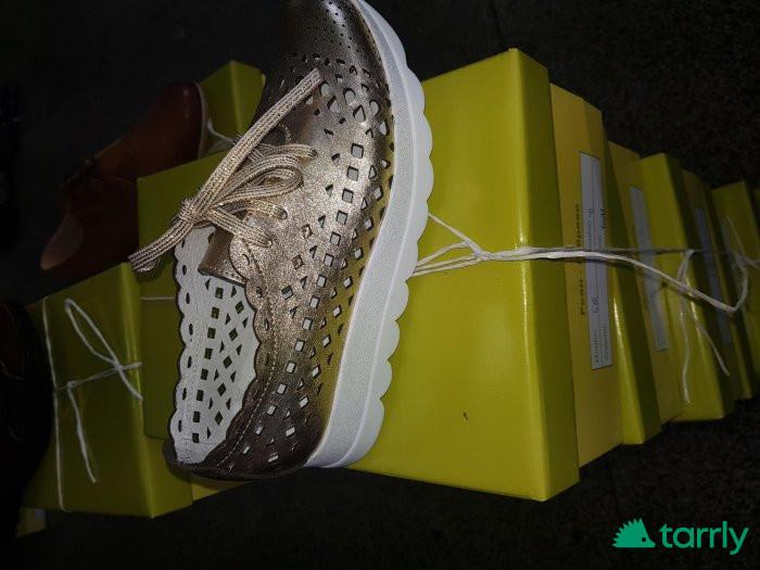 Снимка номер 1 за естествени обувки