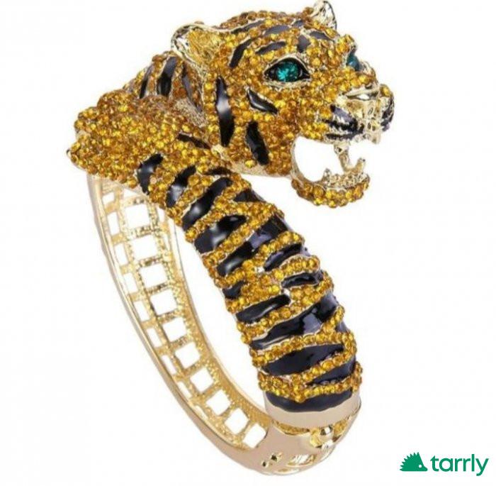 Снимка номер 1 за Златен пръстен-тигър