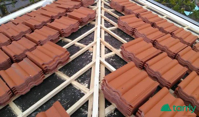 Снимка номер 1 за Ремонт на покриви 0892 04 14 99