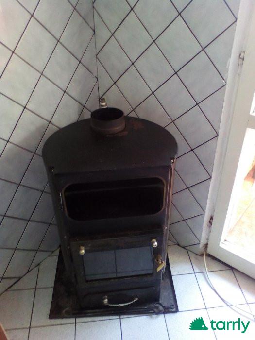 Снимка номер 1 за печка на дърва с водна риза