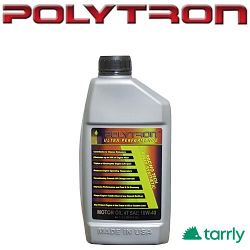 Снимка номер 1 за POLYTRON RACING 4T SAE 10W40 - Синтетично масло за мотори