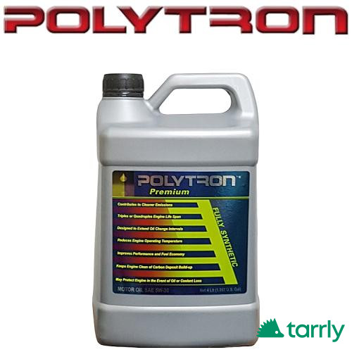 Снимка номер 1 за POLYTRON SAE 5W30 - Синтетично моторно масло - за 50 000км.