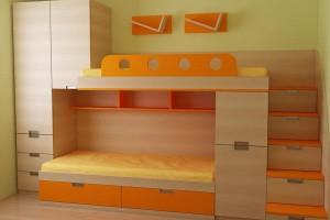 Снимка номер 1 за Изработка, транспортиране, обзaвеждане, монтаж на мебели