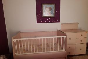 Снимка номер 1 за Детско креватче със скрин