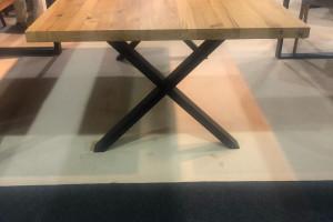 Снимка номер 1 за Дъбова маса от масив