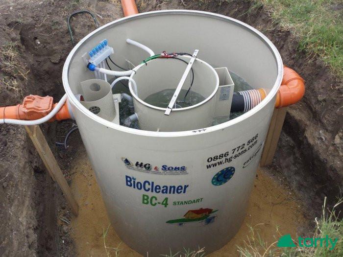 Снимка номер 1 за Пречиствателни станции BIO CLEANER®