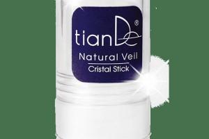 Снимка номер 1 за Natural Veil – кристален дезодорант от алунит