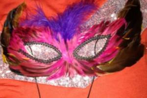 Снимка номер 1 за 6 вида маски за парти