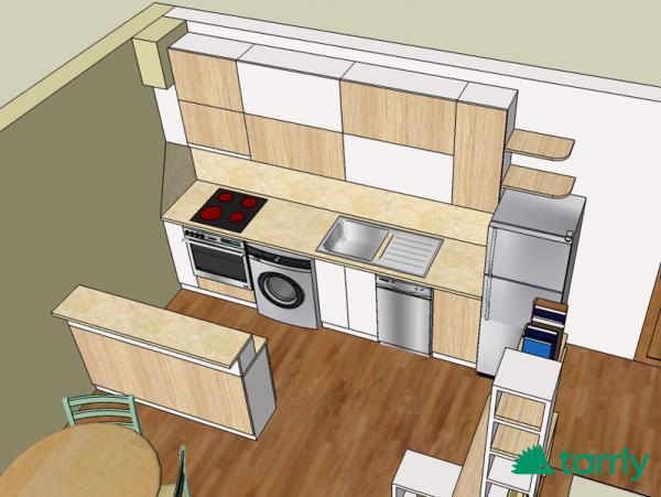 Снимка номер 1 за Мебелен дизайн