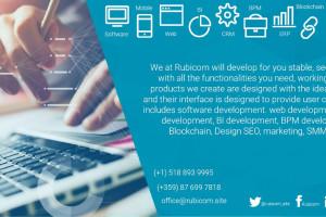 Снимка номер 1 за Софтуерна компания Rubicom