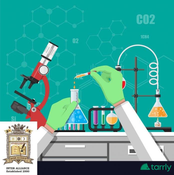 Снимка номер 1 за Подготовка по Химия за Ученици и Кандидат Студенти.