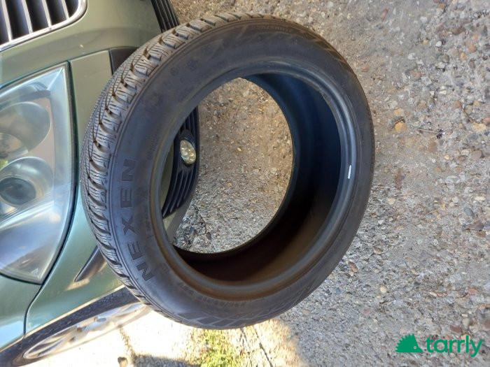 Снимка номер 1 за зимна гума
