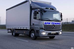 Снимка номер 1 за Камион с падащ борд