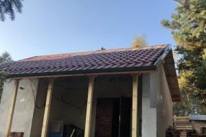 Снимка номер 1 за Строителна фирма предлага направа на дървени навеси, беседки и ремонт на покриви