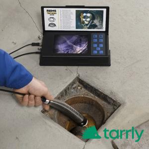 Снимка номер 1 за Видеодиагностика на водопровод