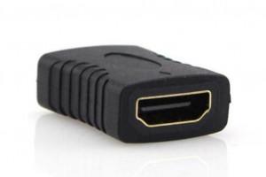 Снимка номер 1 за Позлатен HDMI ™ адаптер