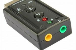 Снимка номер 1 за USB звукова карта - 7.1 канала