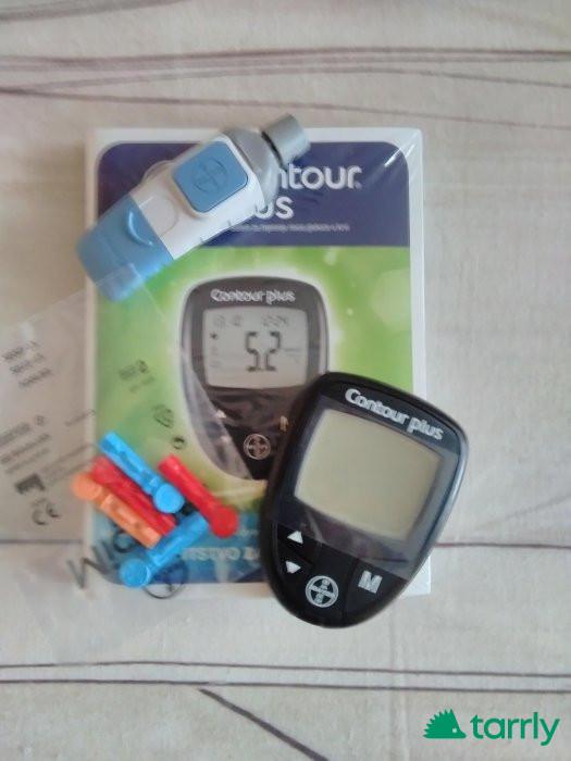Снимка номер 1 за Апарат за измерване на кръвна захар