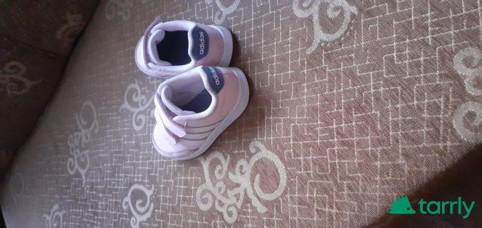 Снимка номер 1 за Детски маратонко ADIDAS розови за момиче