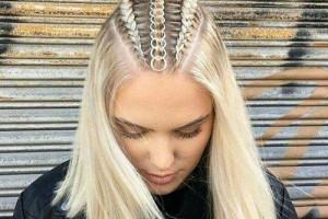 Снимка номер 1 за Плитки на коса