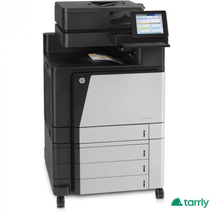 Снимка номер 1 за HP Color LaserJet Flow MFP M880