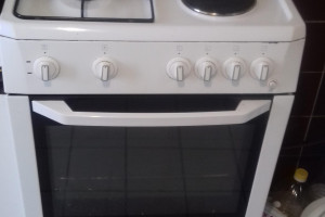 Снимка номер 1 за Продавам готварска печка BEKO модел CSE64010DW
