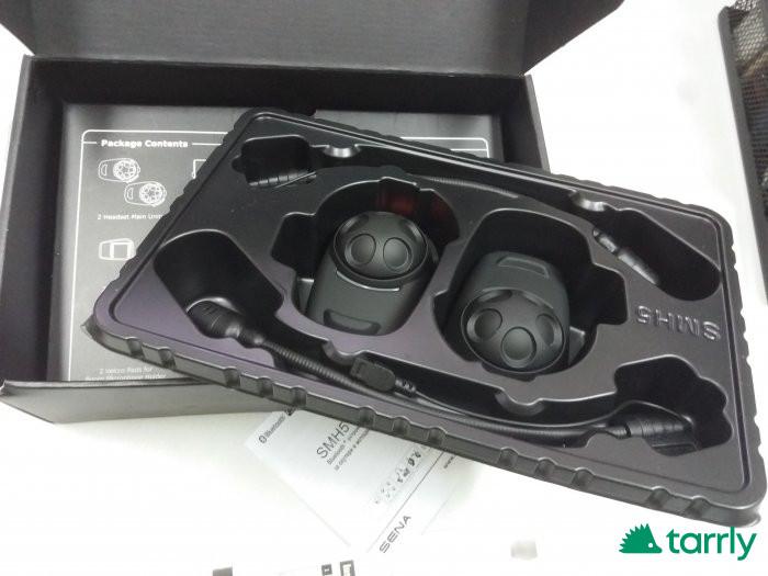 Снимка номер 1 за Bluetooth SENA SMH5 Dual - за мотоциклетна каска