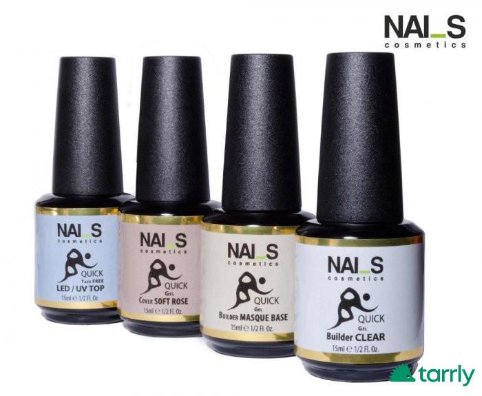 Снимка номер 1 за Nai_s Quick Gel UV/LED 15ml