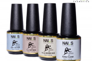 Снимка номер 1 за Nai_s Quick Gel UV/LED 15ml