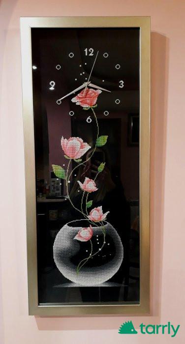 Снимка номер 1 за Гоблен-часовник