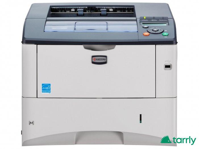 Снимка номер 1 за Употребяван лазерен принтер Kyocera FS-2020DN