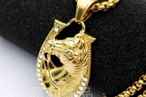 """Снимка номер 1 за Медальон на верижка """"конска подкова"""""""