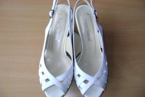 Снимка номер 1 за Летни обувки-естествена кожа-39н.