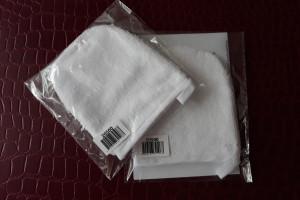 Снимка номер 1 за Микрофибърна ръкавичка за лице